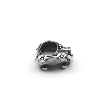 Pandantiv argint 925 masina pentru bratara  tip charm2