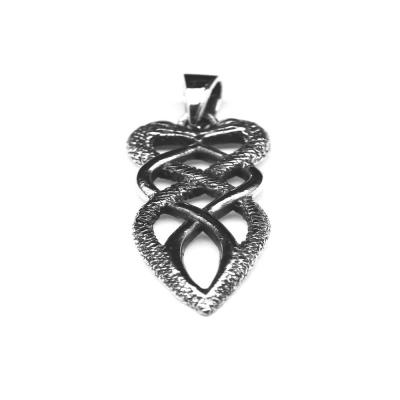 Pandantiv din argint 925 cu motive celtice0