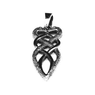 Pandantiv din argint 925 cu motive celtice1