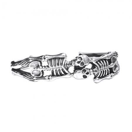 Bratara argint 925 cu schelete