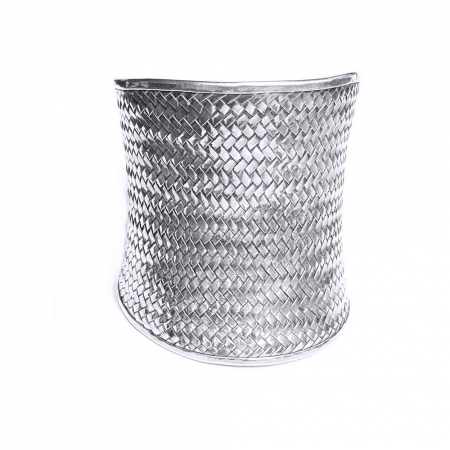Bratara argint 925 impletita, Batsheeba1