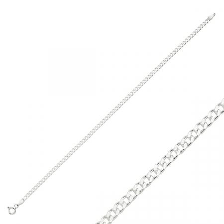 Bratara argint 925, Latime: 3,00 mm - BTU0138
