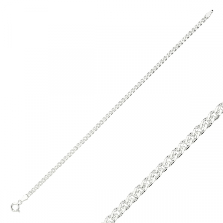 Bratara argint 925 Nonna, Latime: 3,00 mm - BTU0142