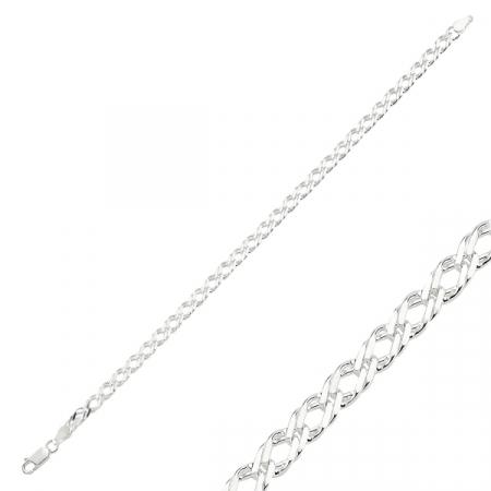 Bratara argint 925 tip Rombo