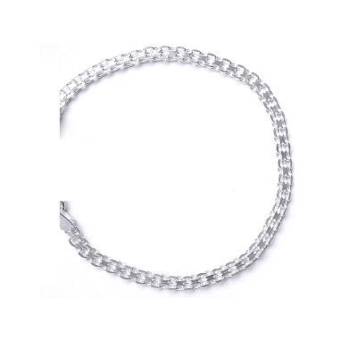 Bratara eleganta argint 925 model lant BRA01641