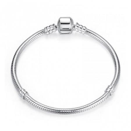 Bratara argint pentru talismane