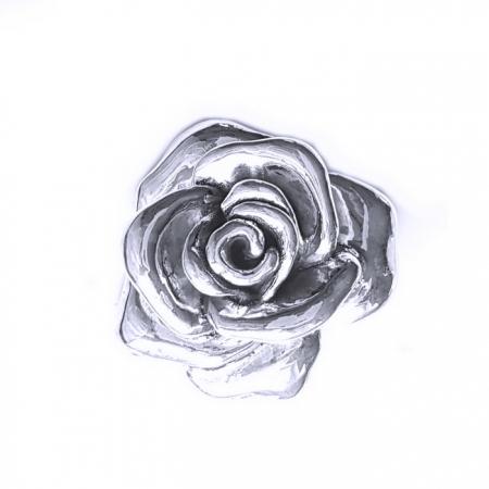 Pandantiv Brosa argint 925 trandafir, Rose