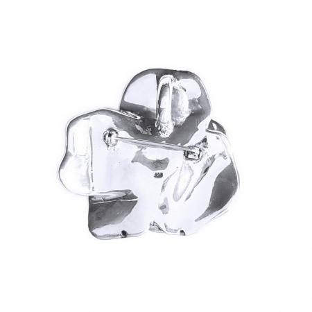 Pandantiv Brosa argint 925 trandafir, Rose1