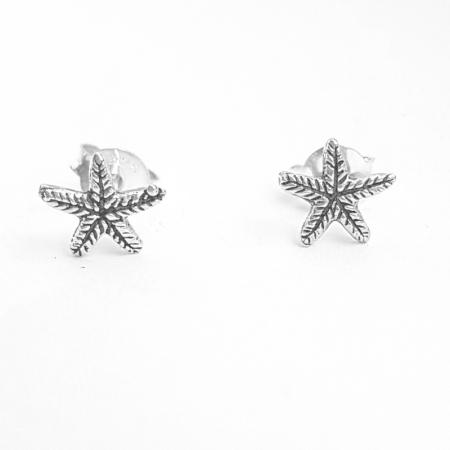 Cercei argint 925 cu stelute CER0705