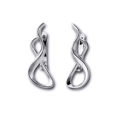 Cercei argint rodiati cu infinit - Infinite You  [0]