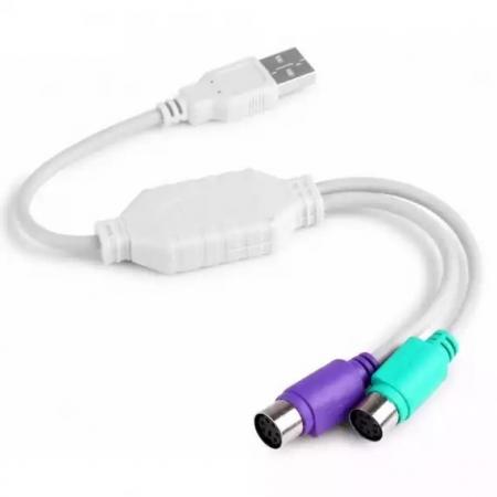 Conector USB - 2 x PS2 pentru mouse si tastatura