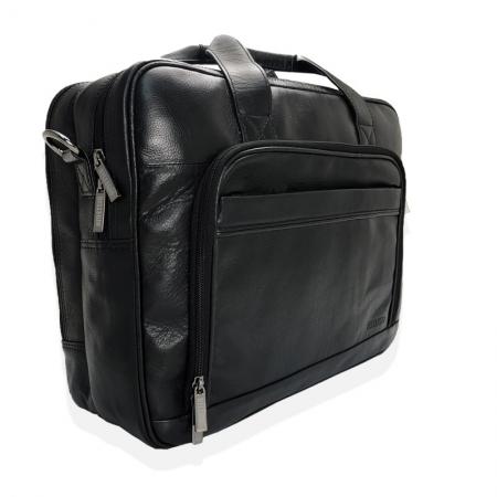 Geanta laptop din piele naturala de calitate GEAZ0010