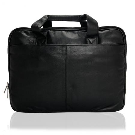 Geanta laptop din piele naturala de calitate GEAZ0017