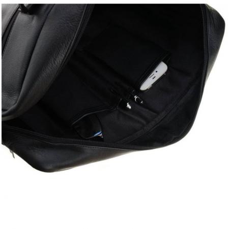 Geanta laptop din piele naturala de calitate GEAG1006