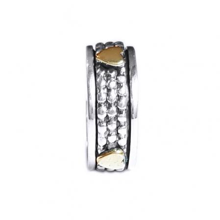 Inel argint 925 Antistres, Shanti2
