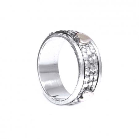 Inel argint 925 Antistres, Shanti1