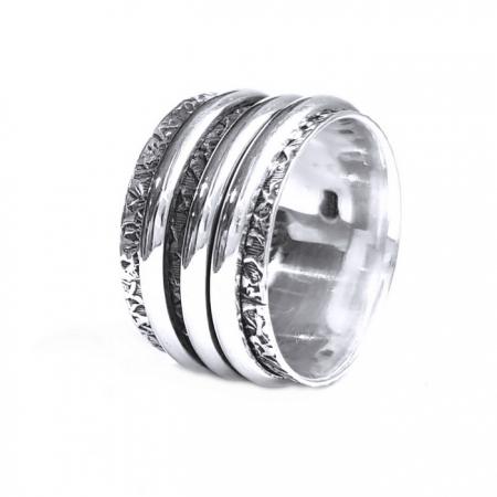 Inel argint 925 Antistres, Veda