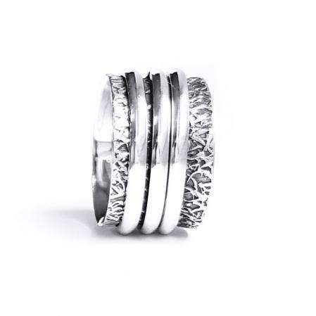 Inel argint 925 Antistres, Veda2