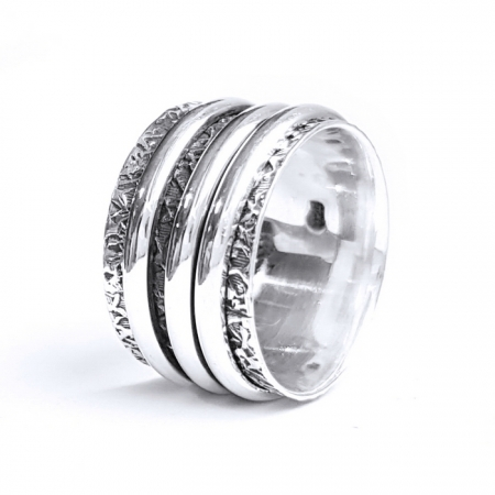 Inel argint 925 Antistres, Veda3