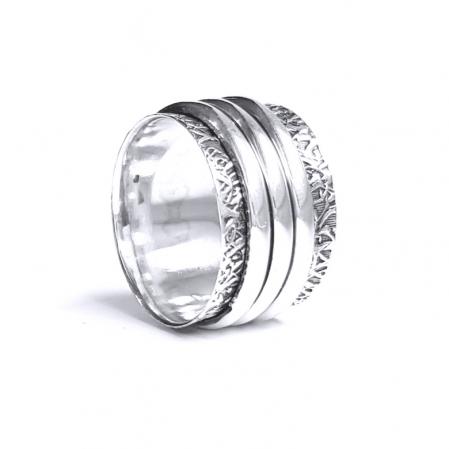 Inel argint 925 Antistres, Veda1