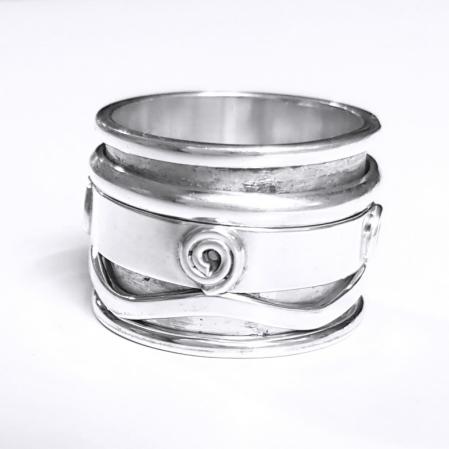 Inel argint 925 Antistres, Mantra4