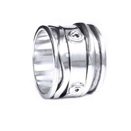 Inel argint 925 Antistres, Mantra