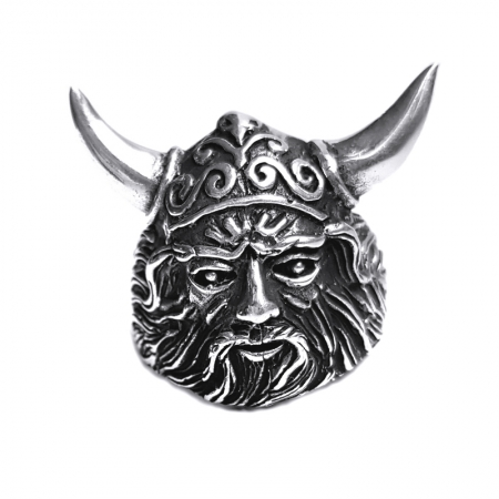 Inel argint 925 cap de Centaur