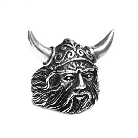 Inel argint 925 cap de Centaur1