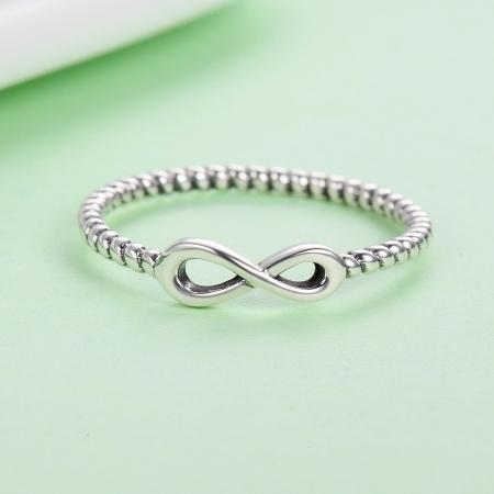 Inel argint 925 cu infinit - Infinite You IST00283