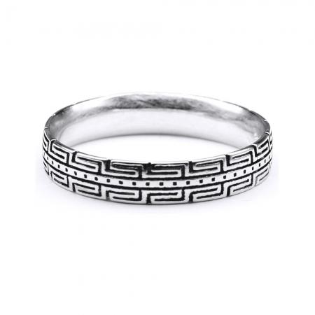 Inel argint 925 cu motive grecesti
