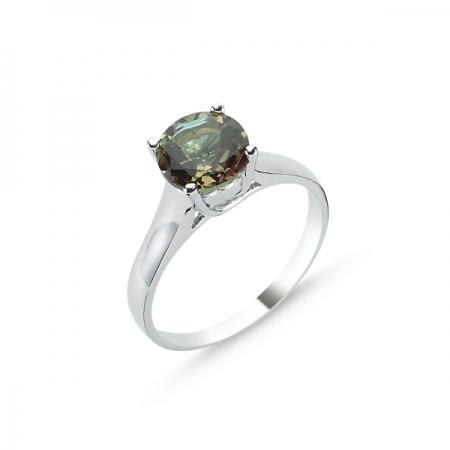 Inel argint 925 cu piatra zultanit - Be Elegant ITU0093