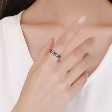 Inel argint 925 cu puls - Be Authentic IST00513