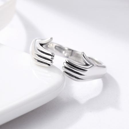 Inel argint 925 Imbratiseaza-ma Hug Me - Be Authentic IST00311
