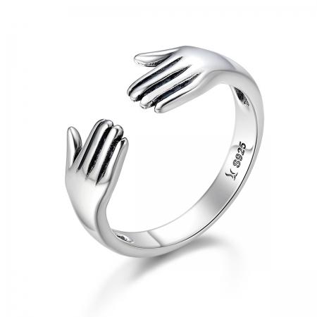 Inel argint 925 Imbratiseaza-ma Hug Me - Be Authentic IST0031
