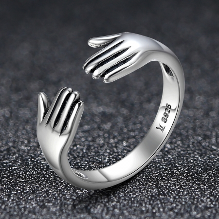Inel argint 925 Imbratiseaza-ma Hug Me - Be Authentic IST00312