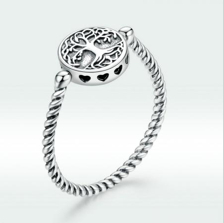 Inel argint cu copacul vietii [7]