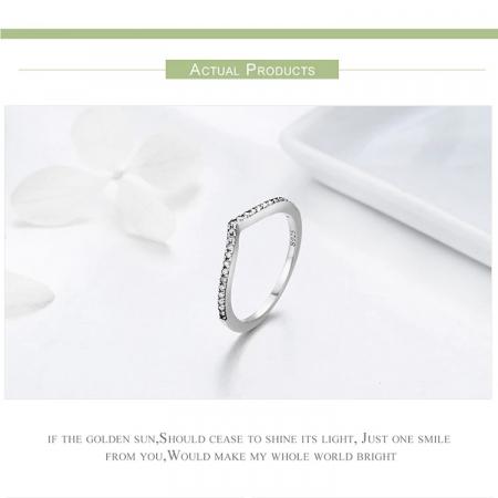 Inel argint picatura cu zirconii [7]