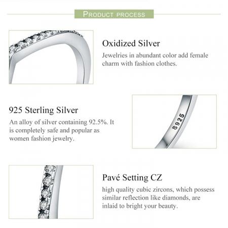 Inel argint picatura cu zirconii [3]