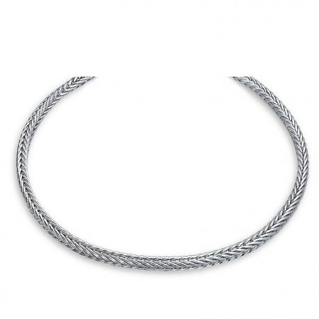 Lant argint 925 45 cm model sarpe1