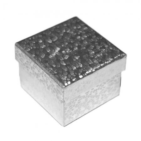 Lant argint 925 placat cu rodiu model cubic 45 cm LSX0001 [2]