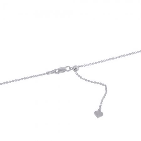 Lant din argint 925 reglabil 61 cm LSX01371