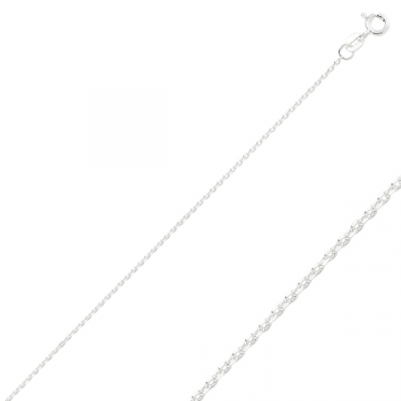 Lant argint Forzentina 50 cm