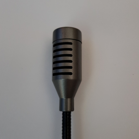 Microfon flexibil cu stativ pentru birou [5]