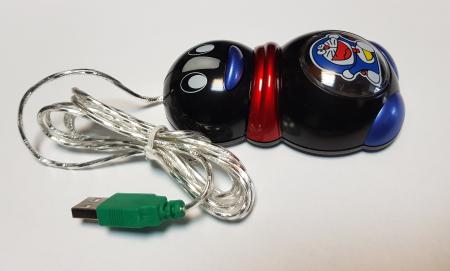 Mouse funny optic robotel-pisicuta3