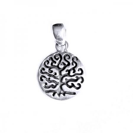 Pandant argint 925 cu Copacul Vietii1