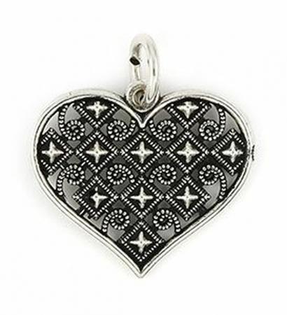 Pandantiv argint 925 inima PSX0196 - Be In Love [1]