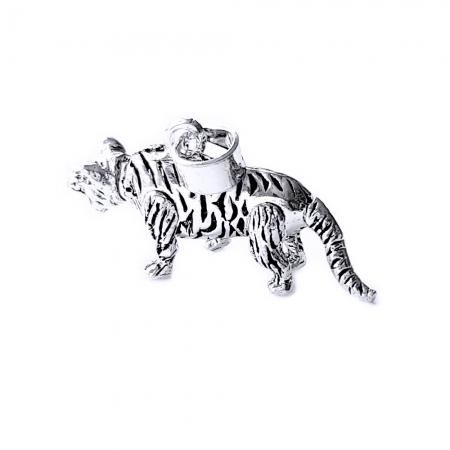 Pandant argint 925 tigru cu parti mobile1