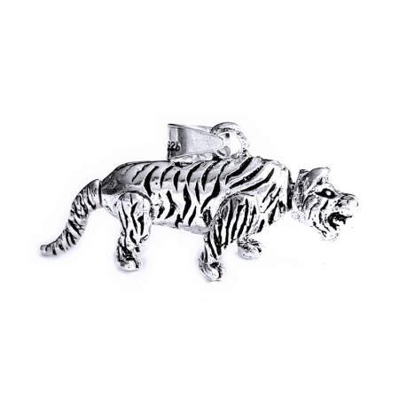 Pandant argint 925 cu tigru