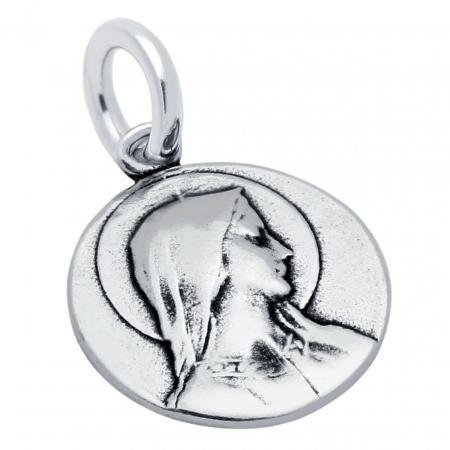 Pandantiv argint 925 cu Fecioara Maria PSX0705