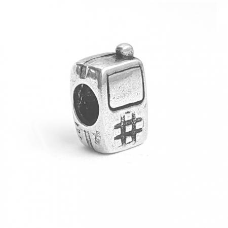 Pandantiv argint 925 pentru bratara tip charm PAN06111
